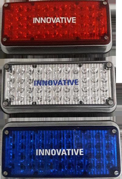 Oblong LED Light Assembly – 3 Colors