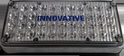 Oblong LED Light Assembly – White